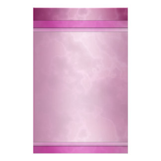 "Marbled Fuchsia Stationary 5.5"" x 8.5"" Stationery"