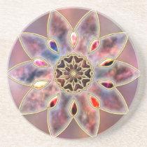 Marbled Galaxies Coaster