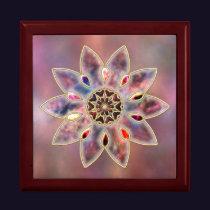 Marbled Galaxies Gift Box