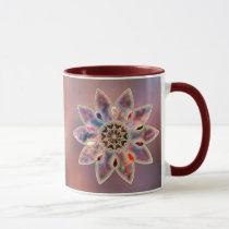 Marbled Galaxies Mug