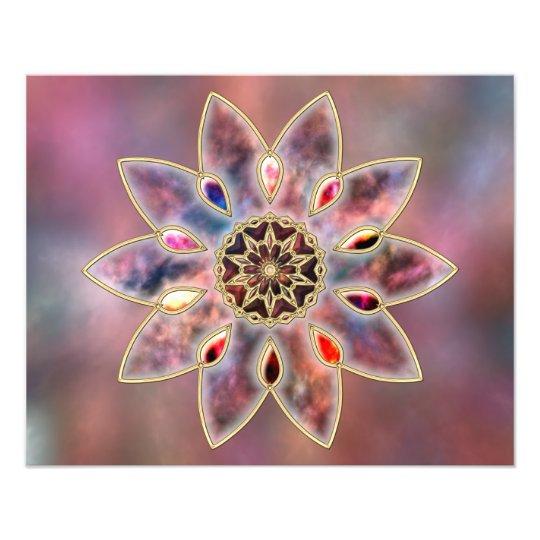 Marbled Galaxies Photo Print