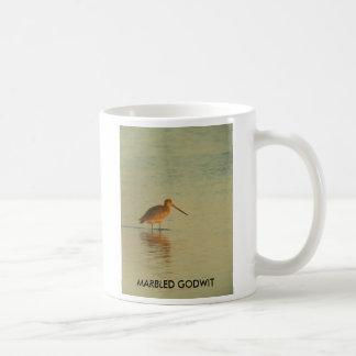 Marbled Godwit 003, Marbled Godwit 003, MARBLED... Coffee Mug