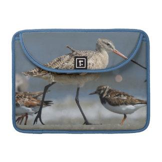 Marbled godwit (Limosa fedoa), Little St Simon's Sleeve For MacBooks