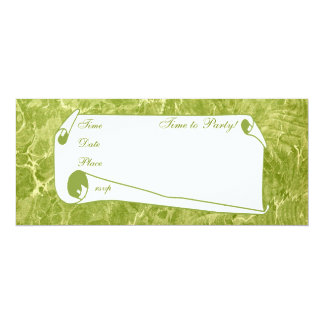 Marbled Green Card