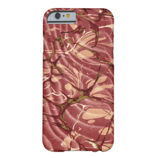 Marbled Paper 3 iPhone Barely There iPhone 6 Case