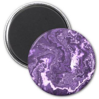 Marbled Purple Magnet
