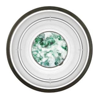 Marbled Quartz Texture Pet Bowl