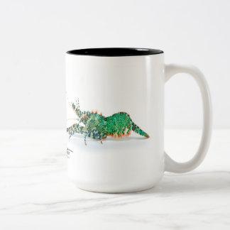 Marbled Shrimp Mug