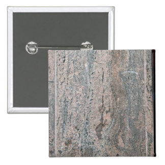marbled stone 2 inch square button