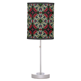 Marbled table lamp Great colors LOW KEY BURST
