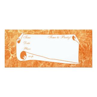 Marbled Tan Card