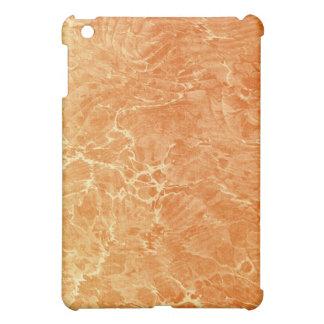 Marbled Tan iPad Mini Cover