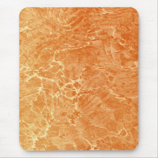 Marbled Tan Mouse Pad