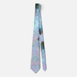 marbled tie