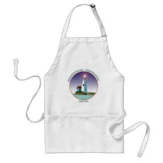 Marblehead Lighthouse Adult Apron