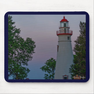 Marblehead Lighthouse Mouse Pad