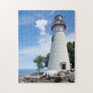 Marblehead Lighthouse Jigsaw Puzzle