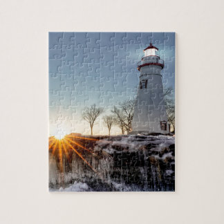 Marblehead Lighthouse Puzzle