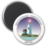 Marblehead Lighthouse Refrigerator Magnet