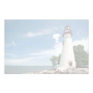 Marblehead Lighthouse Stationery