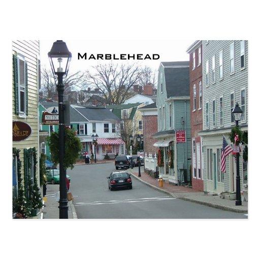 Marblehead Postcard