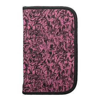 Marbleized Abstract Swirl Planners
