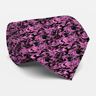 Marbleized Fairy Floss, Tie