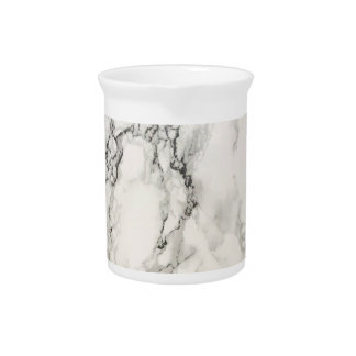 Marbleous Marble Drink Pitcher