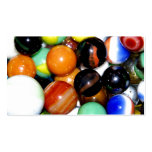 Marbles Double-Sided Standard Business Cards (Pack Of 100)