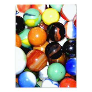 Marbles Card