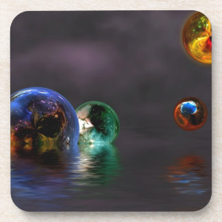 Marbles Drink Coaster