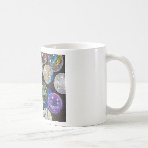 MARBLES GALORE COFFEE MUGS