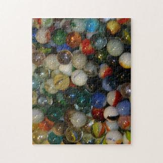 Marbles Galore puzzle