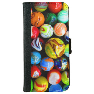 Marbles iPhone 6/6s Wallet Case