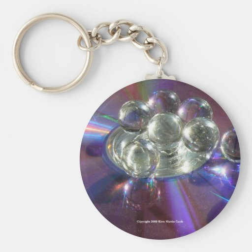 Marbles! Key Chains