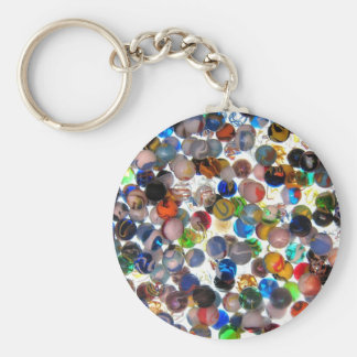 Marbles Keychain