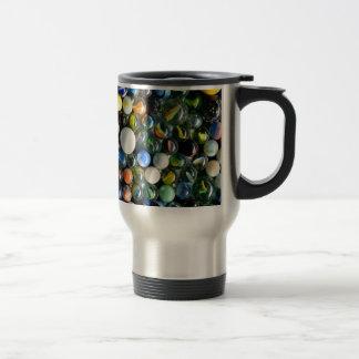 Marbles, Marbles, Marbles Travel Mug