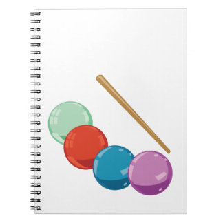 Marbles Spiral Note Books