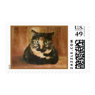 Marbles the Cat Postage