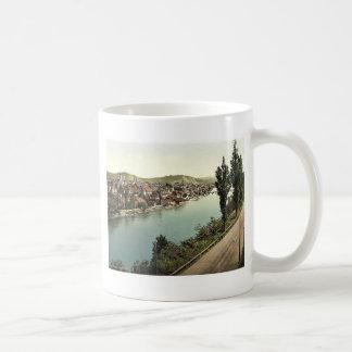 Marburg (i.e., Maribor), general view, Styria, Aus Classic White Coffee Mug