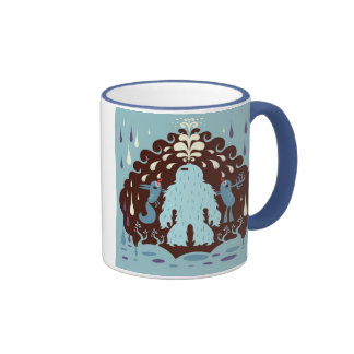 Marc Lynch Ringer Coffee Mug