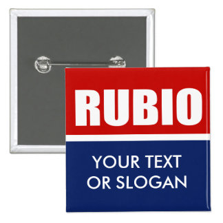 MARC RUBIO 2012 BUTTONS