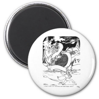 Marc Schirmeister APA-L Cover 2134 Fridge Magnets