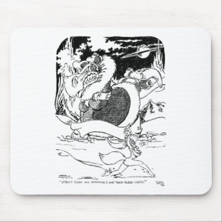 Marc Schirmeister APA-L Cover 2134 Mouse Pad