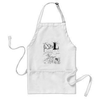 Marc Schirmeister APA-L Cover from 2001 Aprons
