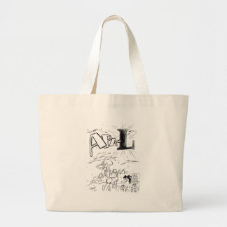 Marc Schirmeister APA-L Cover from 2001 Tote Bag