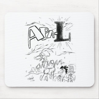 Marc Schirmeister APA-L Cover from 2001 Mousepad