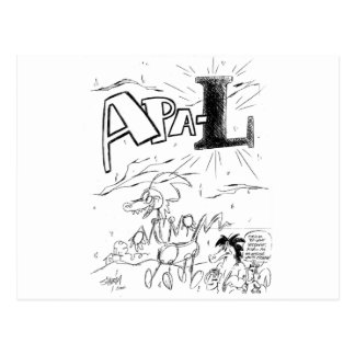 Marc Schirmeister APA-L Cover from 2001 Postcard