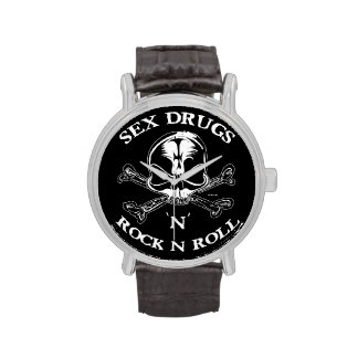Marc Vachon SDR&R Big Face Time Piece Watches