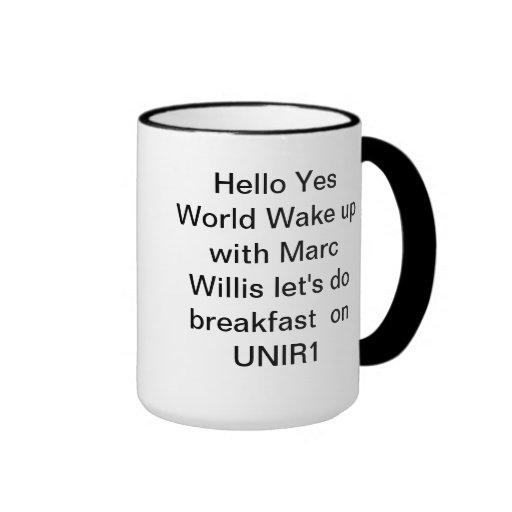 Marc Willis Media Mugs